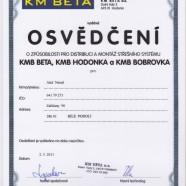 KM- BETA